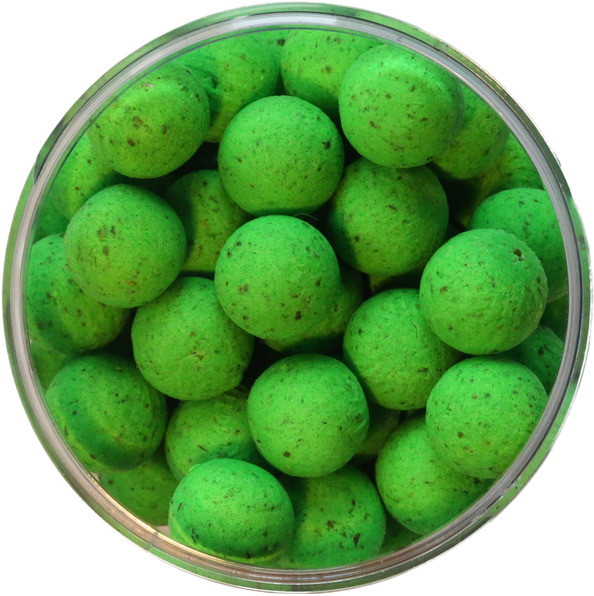 Pop Up Boilie Neutral + Appetite Stimulator Sweet - Grün