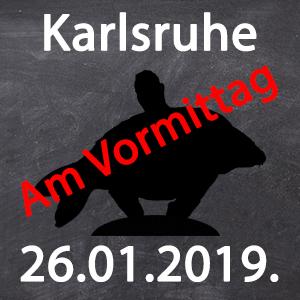 Workshop - Karlsruhe - 26.01.2019. von 9:00 - 13:00 - Workshop - Karlsruhe - 26.01.2019. von 9:00 - 13:00