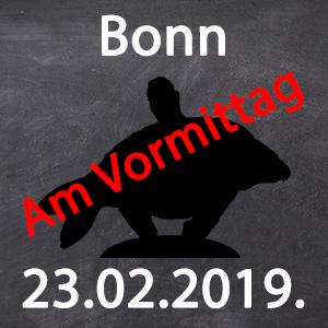 Workshop - Bonn - 23.02.2019. von 9:00 - 13:00 - Workshop - Bonn - 23.02.2019. von 9:00 - 13:00