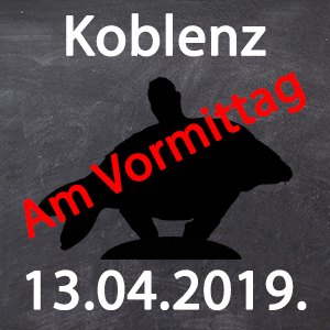 Workshop - Koblenz - 13.04.2019. von 9:00 - 13:00 - Workshop - Koblenz - 13.04.2019. von 9:00 - 13:00