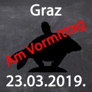 Workshop - Graz - 23.03.2019. von 9:00 - 13:00 - Workshop - Graz - 23.03.2019. von 9:00 - 13:00