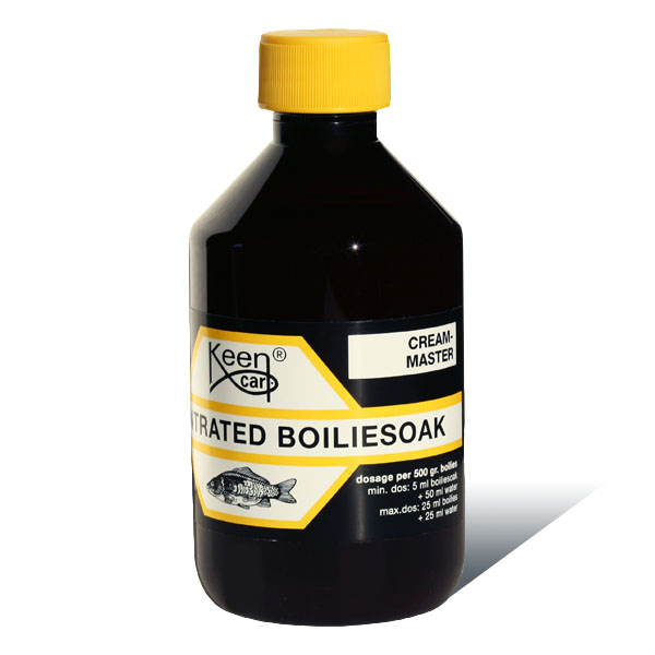 Creammaster Boiliesoak