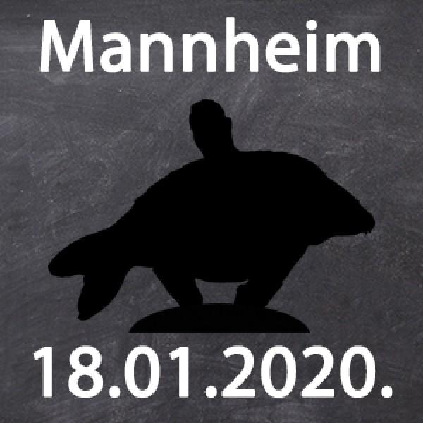Workshop - Mannheim - 18.01.2020. von 9:00 - Workshop - Mannheim - 18.01.2020. von 9:00