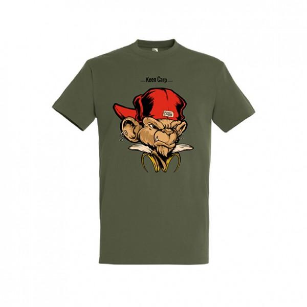 Keen Carp Monkey Póló - Keen Carp Monkey T-shirt