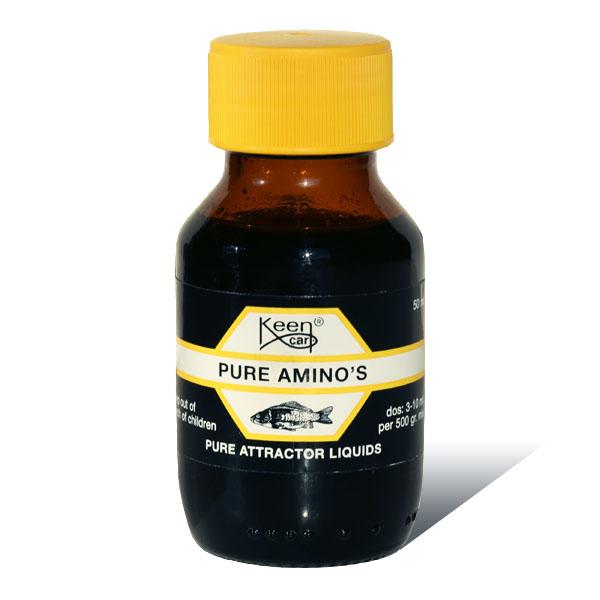 Pure Amino's - Pure Amino's attractor