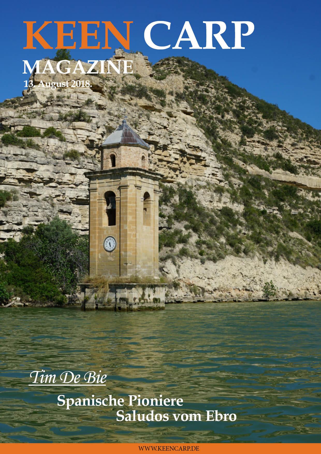 Spanische Pioniere - Saludos vom Ebro